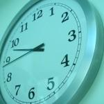 Gestoría Henares reloj